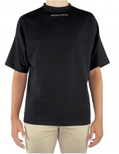 T-shirt Over Black Man